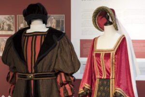 Museu D. Pedro I roupa