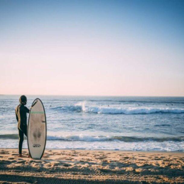 SURF EM PENICHE