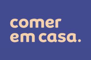 COMER EM CASA LOGO