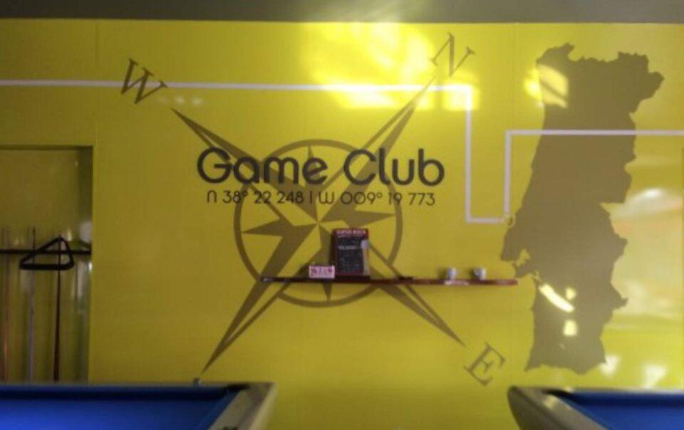 GAME CLUB LUGAR