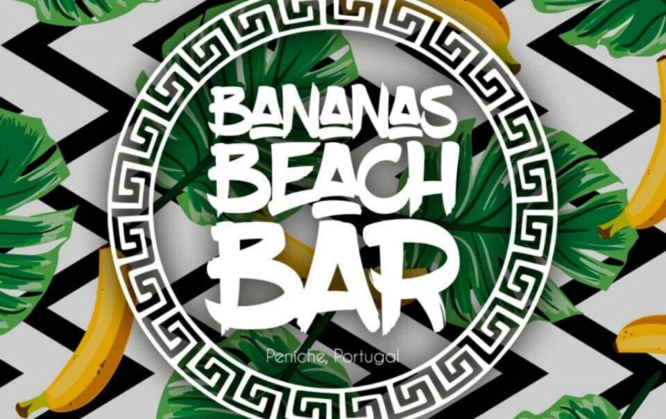 BANANAS BEACH BAR LOGO